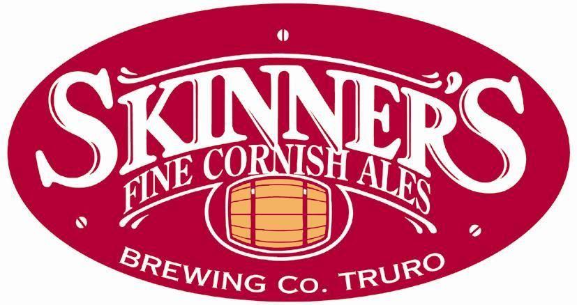 Skinners Brewery in Truro, Cornwall