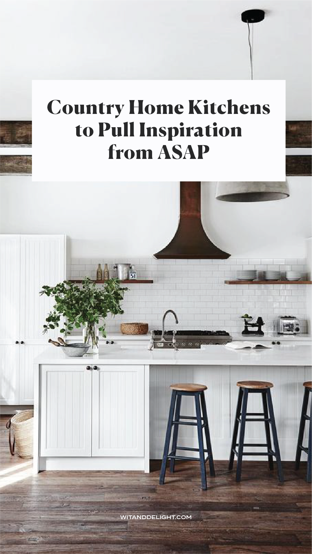 Country Home Kitchens to Pull Inspiration from ASAP   Kitchens ...