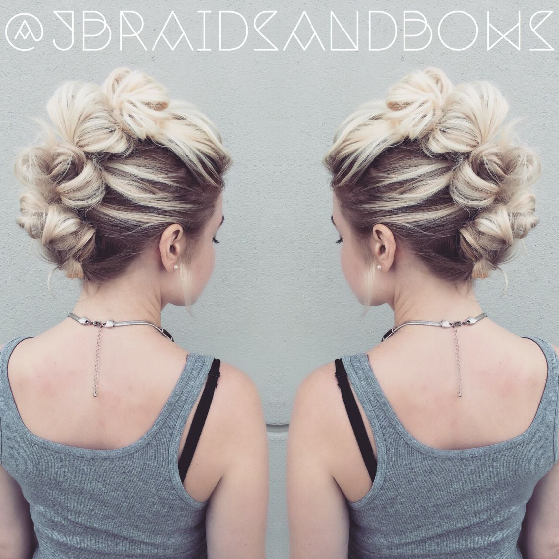 Jbraidsandbows peinados pinterest hair style updos and makeup