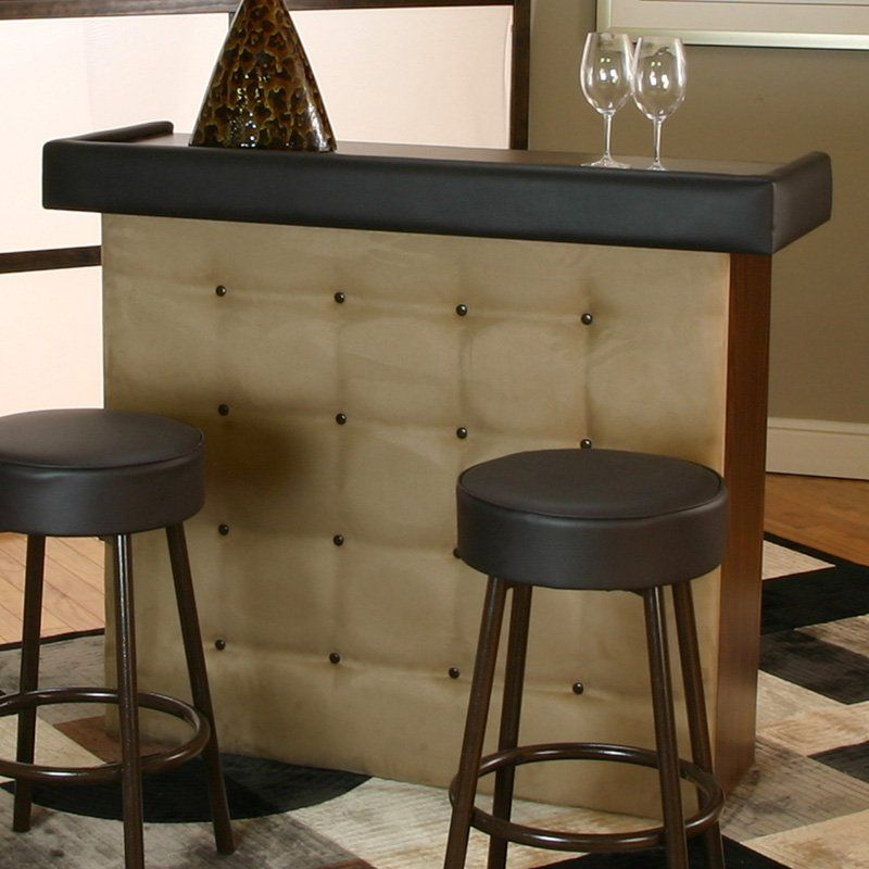 Have to have it. Cramco Lounge Micro Home Bar - Walnut - $499.98 @hayneedle