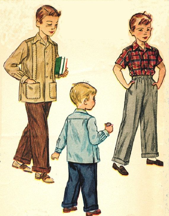 Guayabera styling, from PatternPlaying | Swing kids | Pinterest