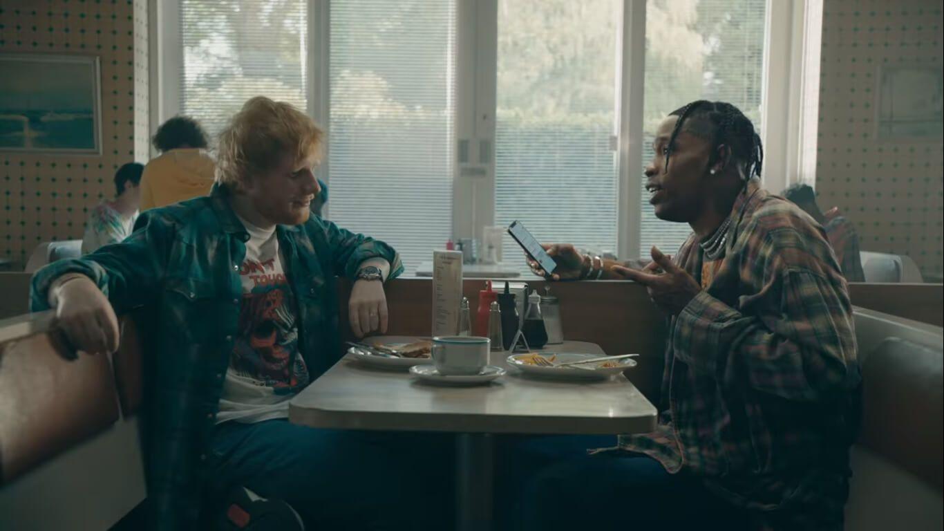 Ed Sheeran Travis Scott Antisocial Mp3 Download Ed Sheeran