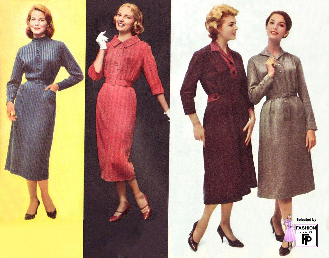 1955 fashion pictures | Mesure d\'audience ROI statistique ...