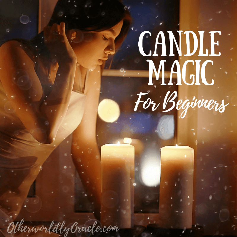 The Ultimate Guide to Candle Magic for Beginners: Sizes, Colors, and How To #candlemagick