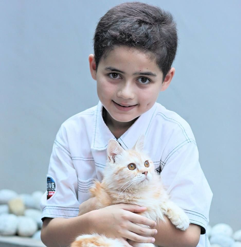 Foto Kiriman Krisna Hadi Moment Bersama Si Kucing Yg Namanya Ugly