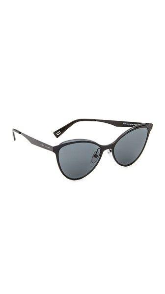 2eed4904c Cat Eye Sunglasses | styles | Sunglasses, Marc jacobs sunglasses ...