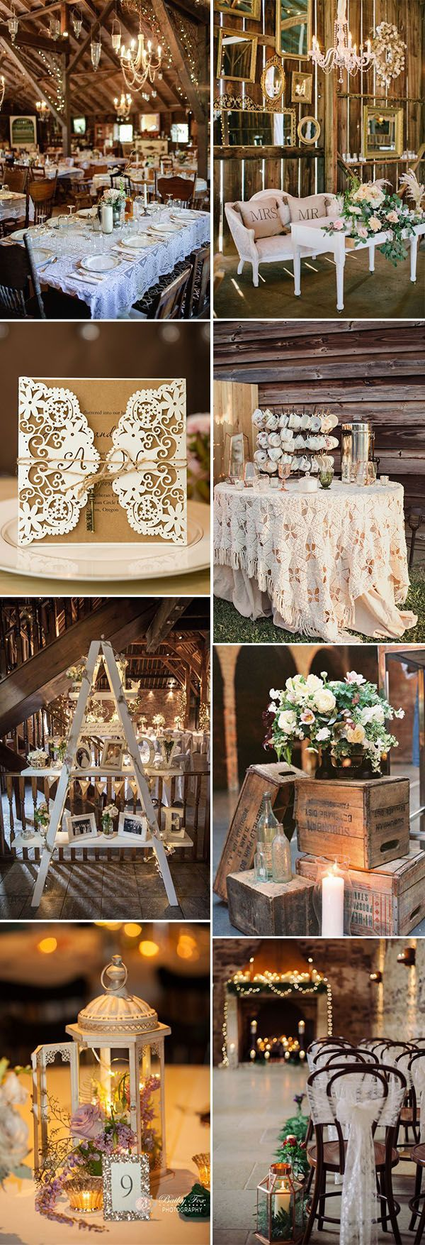 6 Awesome Vintage Wedding Theme Ideas to Inspire You | Wedding themes, Vintage  wedding theme, Wedding decorations