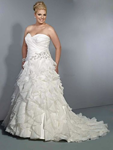 Multi Layered Wedding Dresses