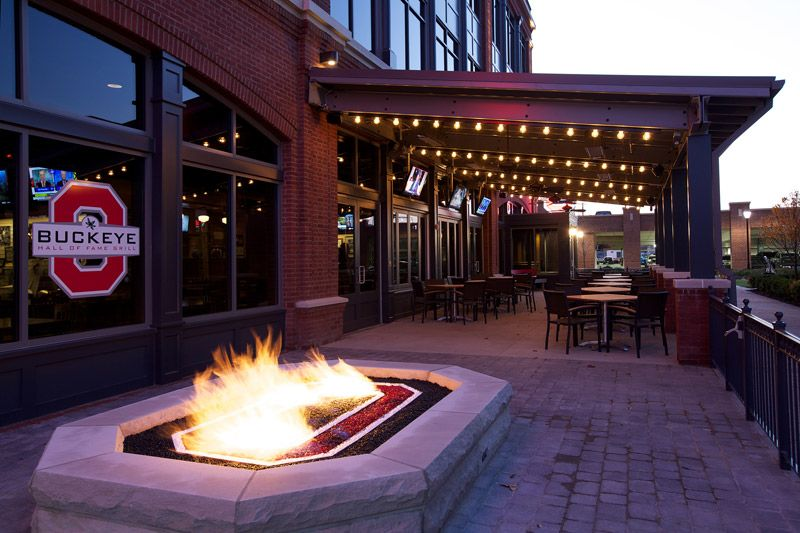 My house will NEED an Ohio State fire pit... :) - My House Will NEED An Ohio State Fire Pit... :) Ohio State