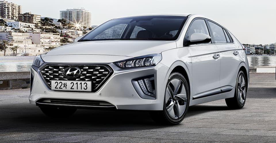 2020 Hyundai Ioniq Hybrid Facelift Hyundai Hyundai Hybrid Hybrid Car