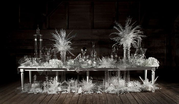 Beth Lipman - Future Exhibitions - Claire Oliver