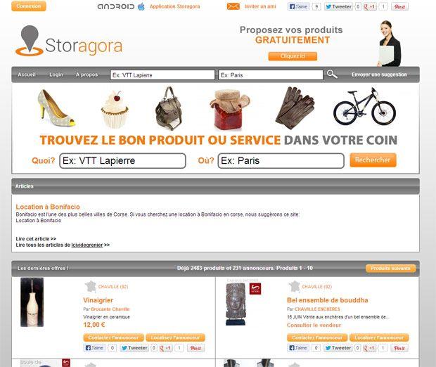 Storagora Com Leboncoin Version Sociale Voiture Occasion Vtt Lapierre Produits