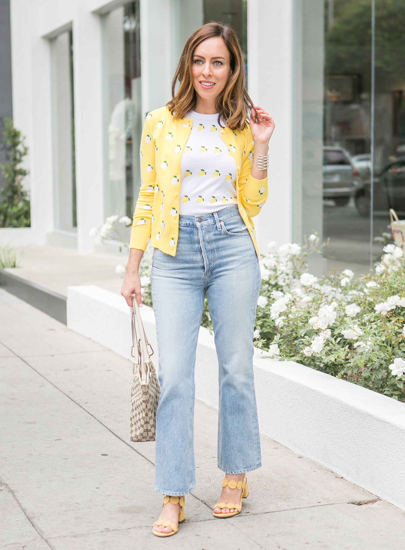 3835d39d2739c5 Sydne Style -Los Angeles fashion blogger Sydne Summer street-styles June  Gloom fashion for casual Friday!