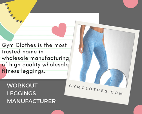 91a4743e6f3 Gym Clothes is the most trusted name in wholesale manufacturing of high  quality wholesale fitness leggings in USA