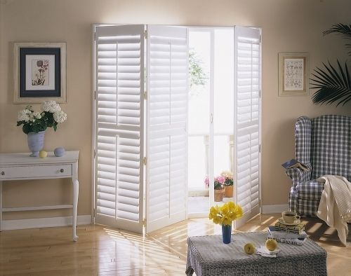 Our synthetic and traditional wood shutters can be installed over our synthetic and traditional wood shutters can be installed over sliding glass doors in either planetlyrics Image collections