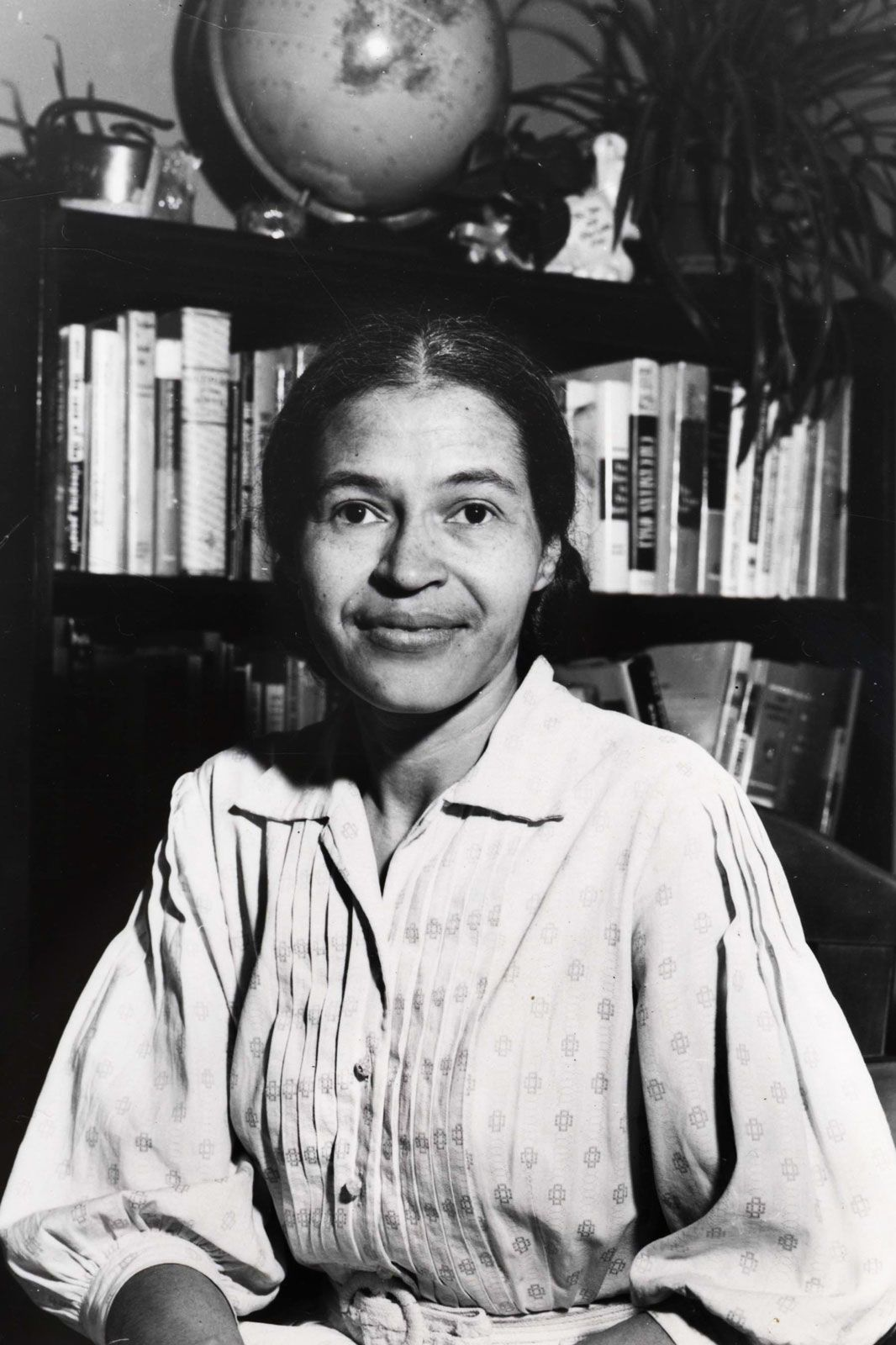 Rosa Parks S Legacy Beyond The Bus Rosa Parks Women In History