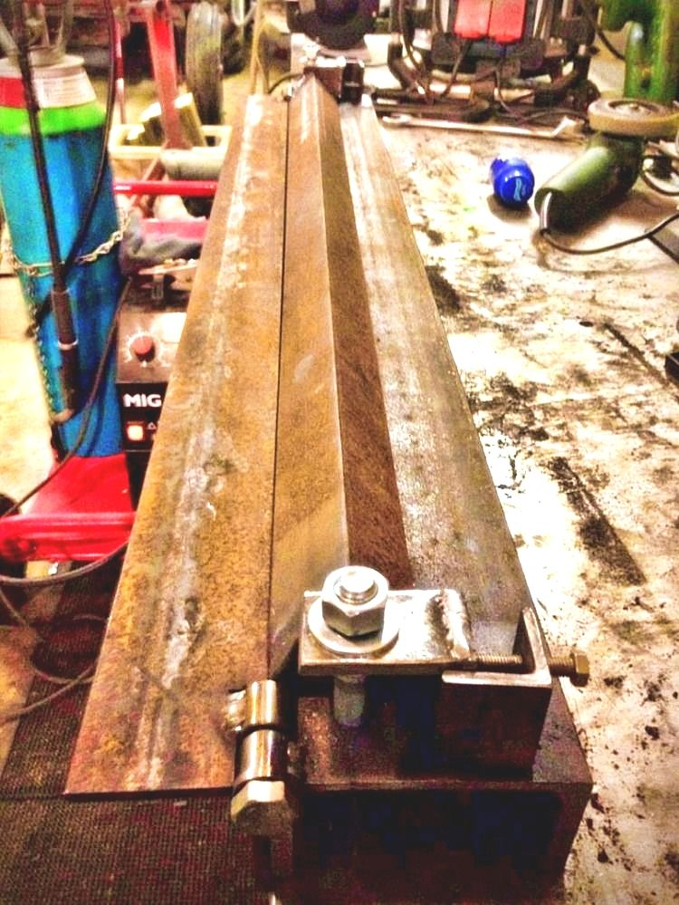 Metal Working Ideas Ensure You Are Making Time For Your Personal Craft Projects You Will Not Rush Yourself Great Ideas For Metalworking Projects In 2019 Sheet Metal Bender Sheet