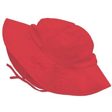 Baby Unisex Solid Brim Sun Protection Hat UPF 50 by i play. i play