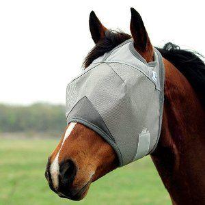 Crusader Fly Mask, Horse, Standard [Misc.]