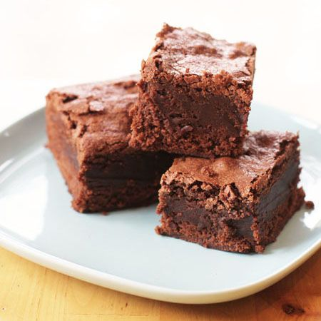 """ruth reichl's """"a better brownie recipe"""" - by far our favorite brownie recipe EVER."""