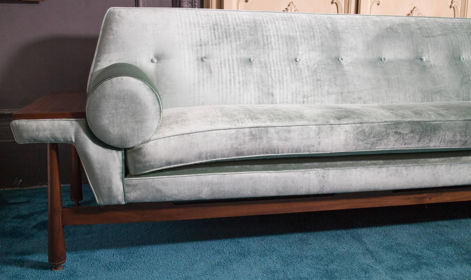 1950s mid century modern sofa - Mid Century Modern Furniture Of The 1950s