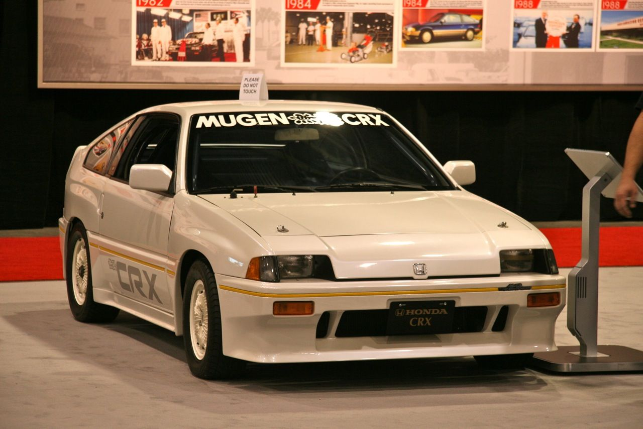 1985 Honda Crx Mugen ホンダcrx ホンダ自動車 ラリーカー