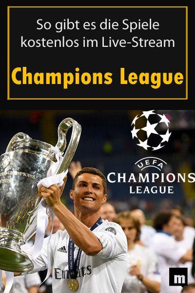 Kostenlos Champions League Live Stream