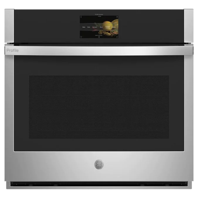 ge profile 30 in self cleaning air fry