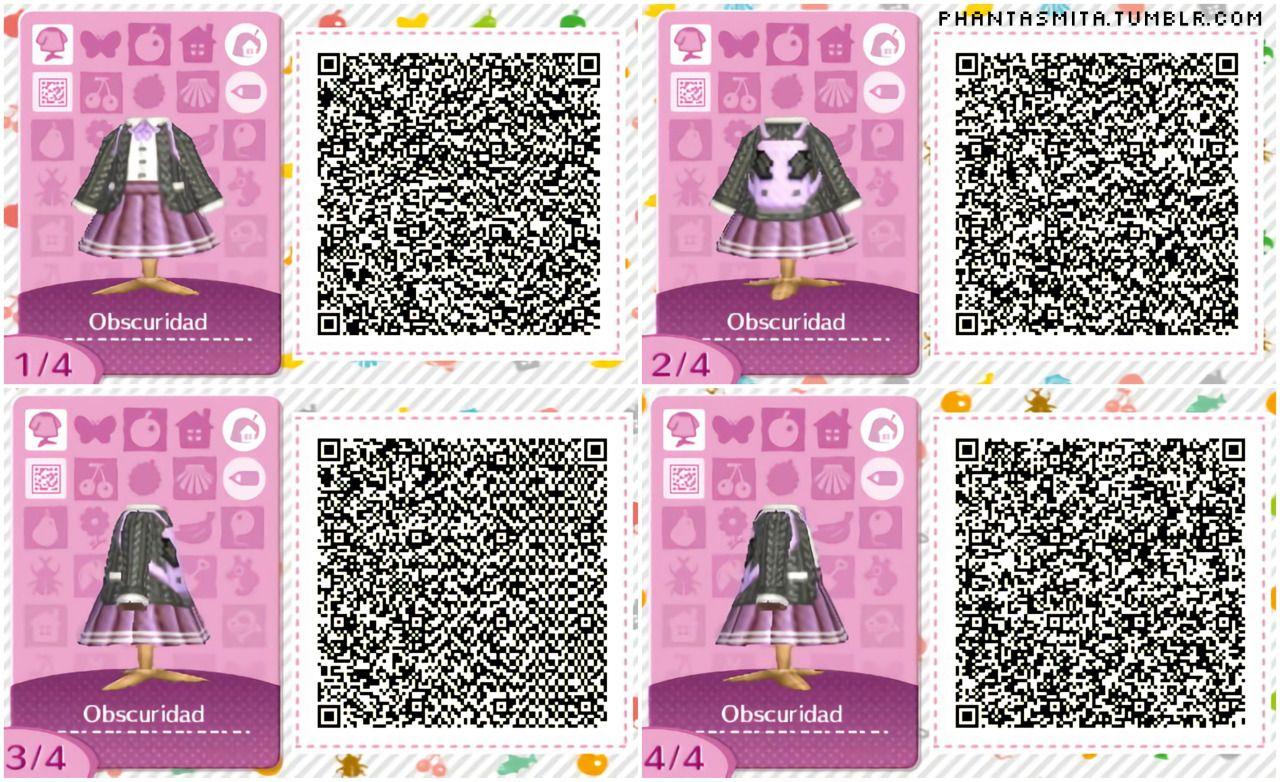 Cute Qr Codes Animal Crossing Qr Animal Crossing Animal Crossing Qr Codes Clothes