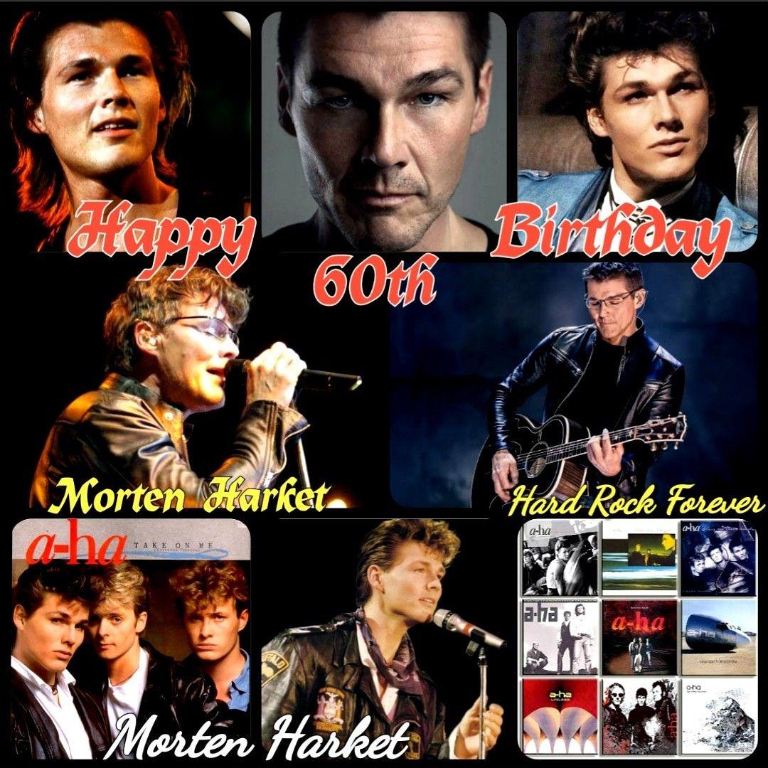 Morten Harket Born 14 September 1959 Is A Norwegian
