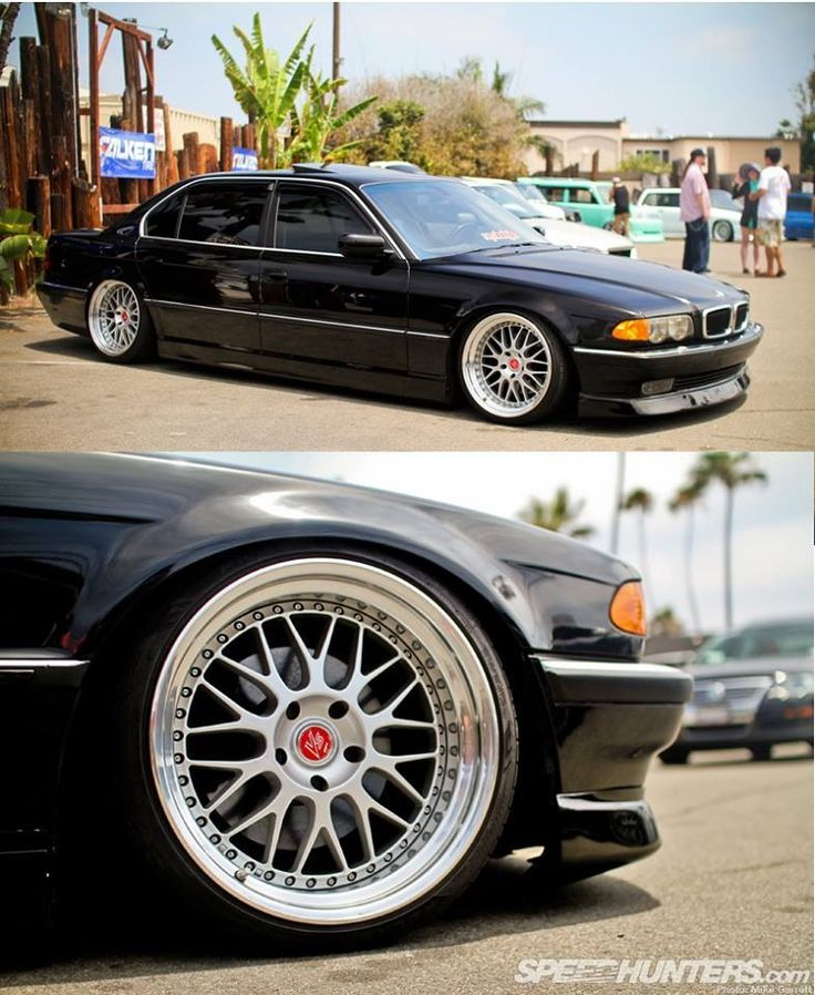 Bmw E38, BMW And Bmw Cars