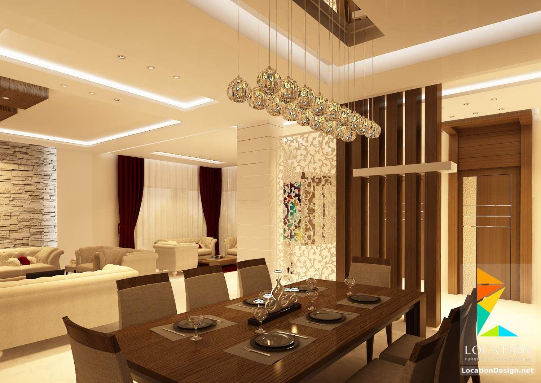 ديكورات جبس اسقف راقيه 2018 تصميمات جبسيه للشقق المودرن لوكشين ديزين نت Living Room Style Living Room Remodel Create Your House
