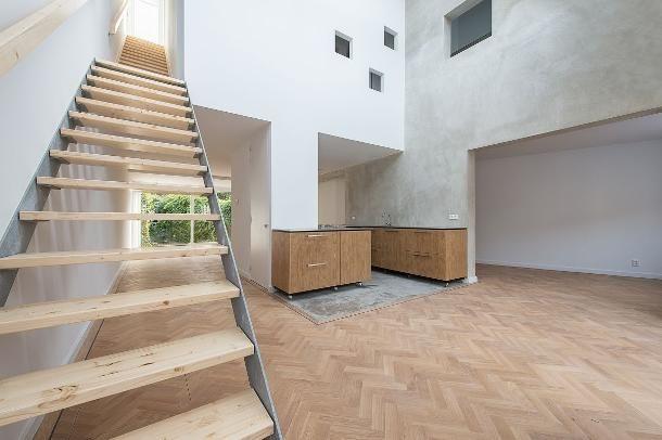 Renovatie rijtjeshuis in Wassenaar door Global Architects - alle projecten…