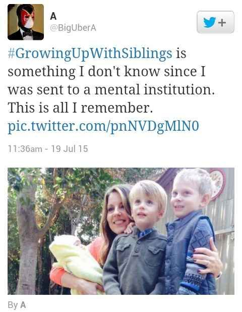 50 Tweets That Perfectly Sum Up Growing Up With Siblings