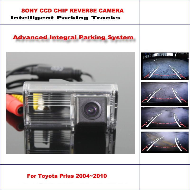 860 Pixels Back Up Camera For Toyota Prius 2004 2010 Rearview