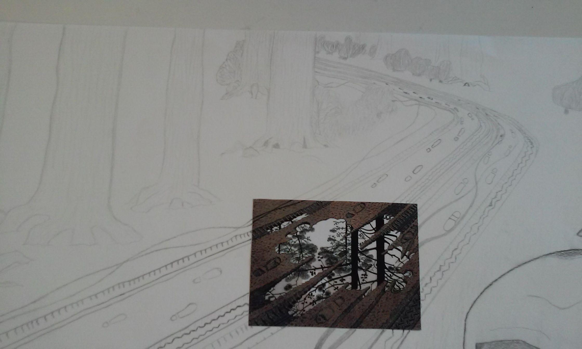 Escher inspiratie 2