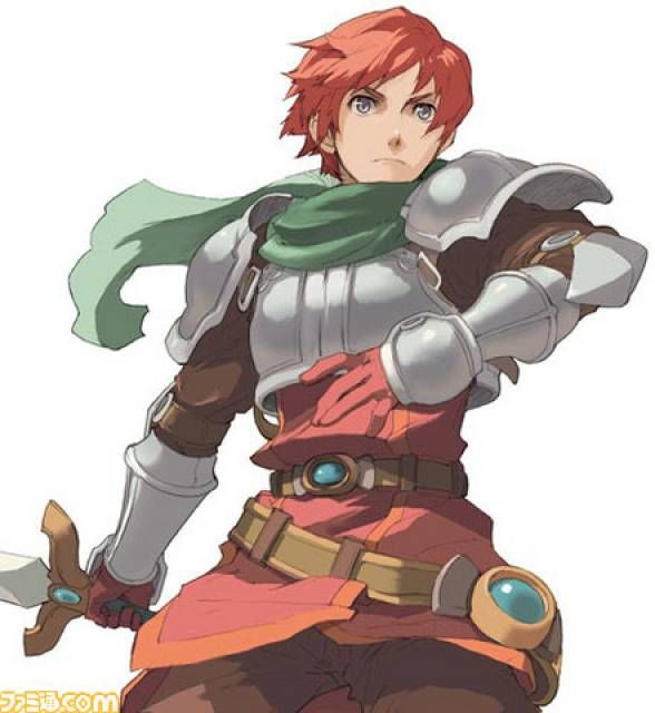 Ys Character Design : Adol christin from ys characters costumes pinterest