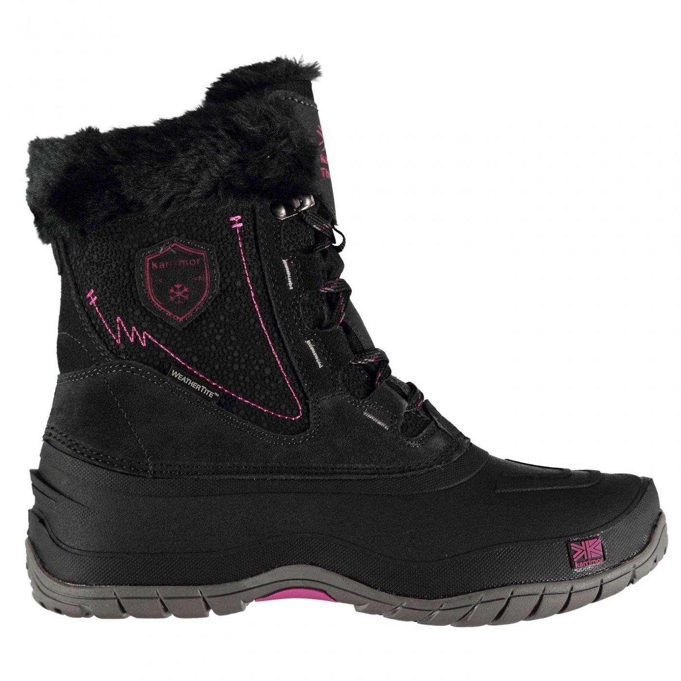 Karrimor Fur Snow Boots Ladies | Boots