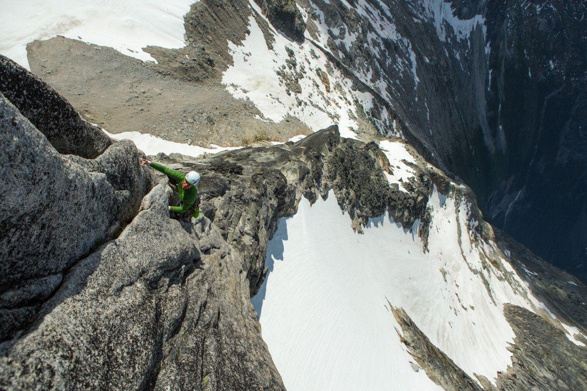 Training Advanced Conditioning for Alpine Climbing Rock