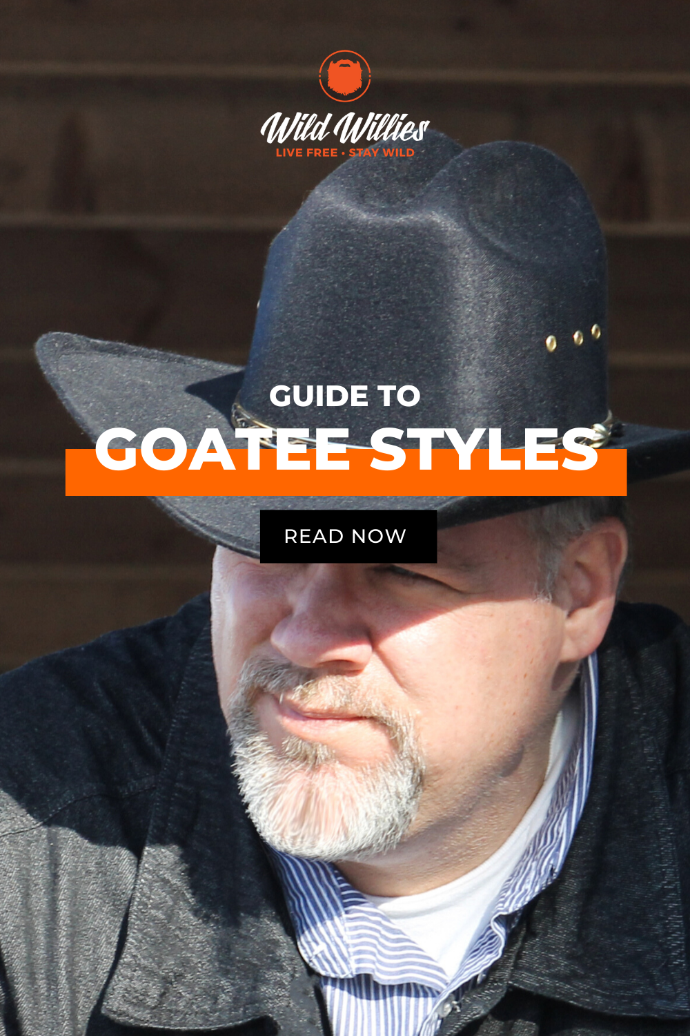 The Guide to Goatee Styles for Men