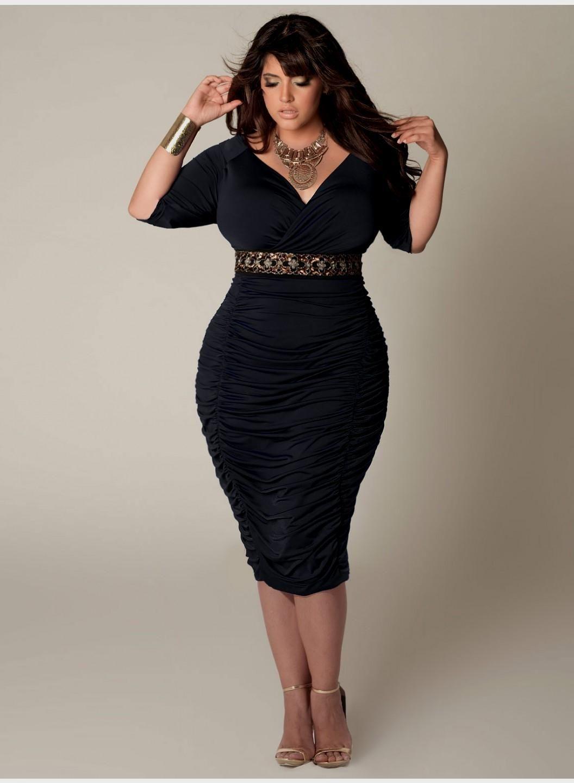 best evening dresses for plus size gallery - dresses design ideas