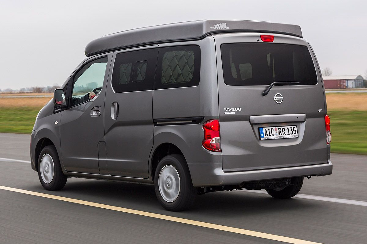Nissan nv200 caravan as test images how to cars com