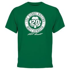 Matt Kenseth St. Patrick's Day T-Shirt - Green