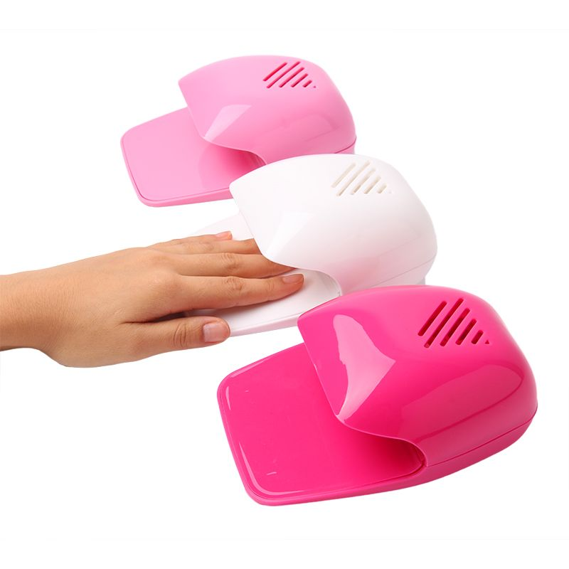 Portable Nail Polish Dryer 100% Natural Fan Breeze Blower Nail ...