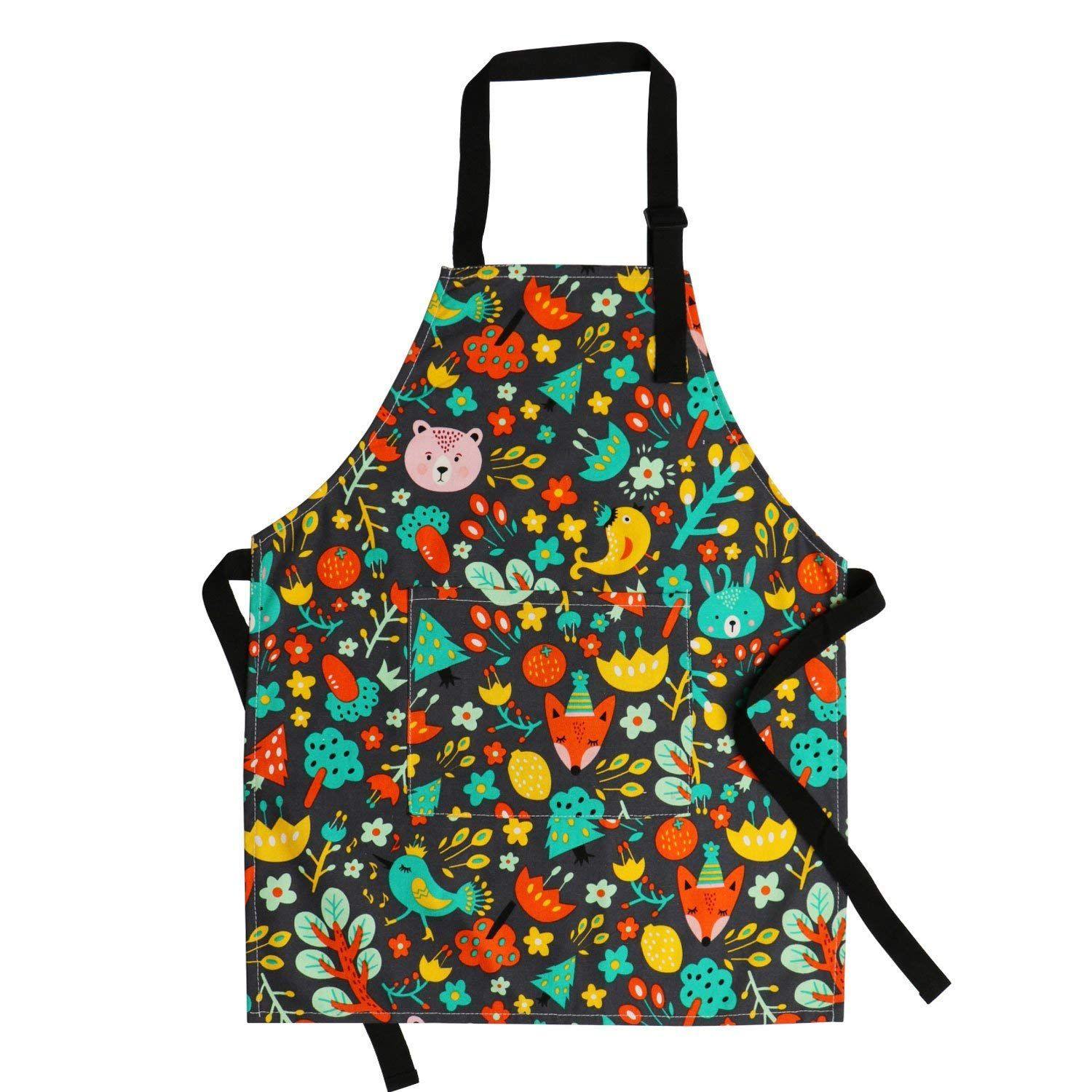 undefeated x no sale tax 100% quality Amazon.com: Jennice House Children's Aprons 100% Pure Cotton ...