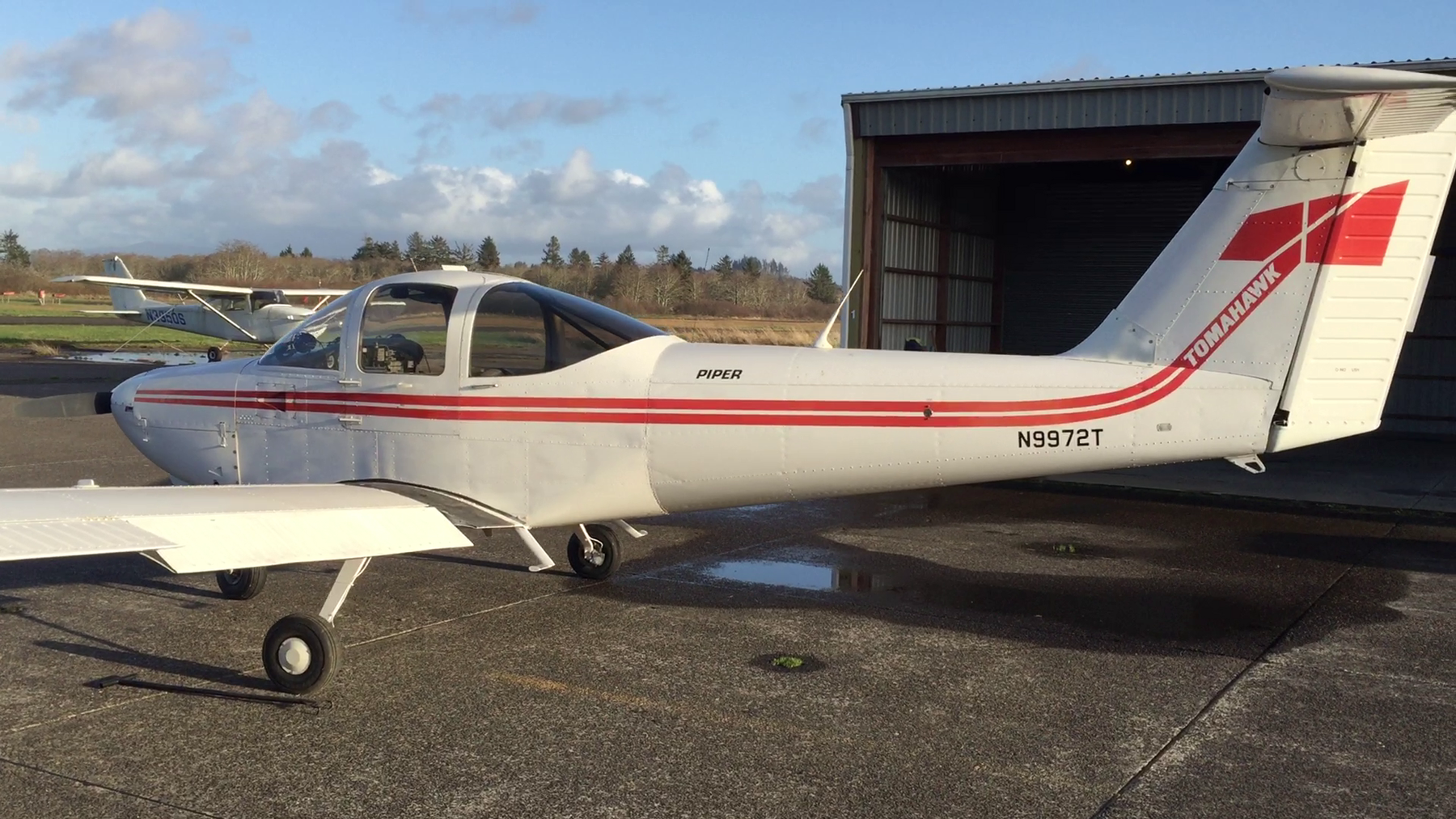 1978 Piper PA-38-112 Tomahawk for sale in (KAST) Astoria, OR