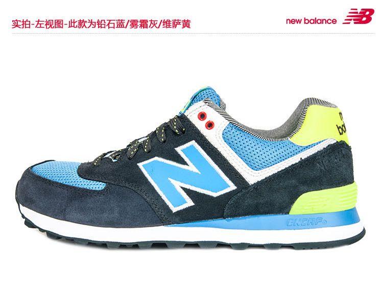 94d8d00ba0dd ... authentic shoes newbalance 574 original series nb sailing men casual  sneakers women in summer 2013 d16f6