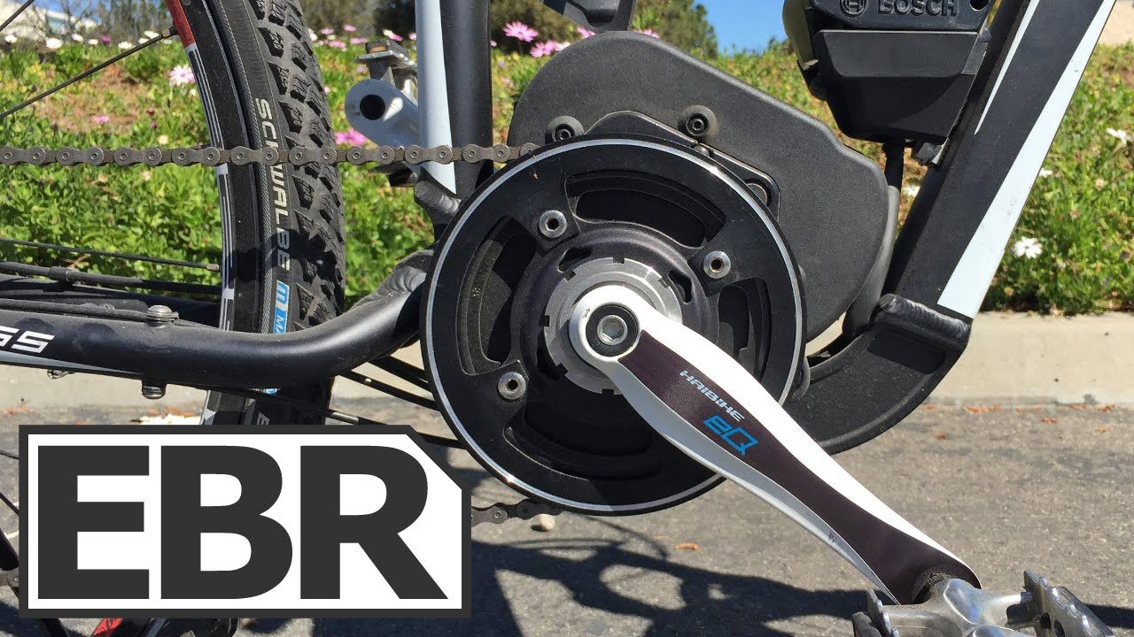 First Generation Bosch Centerdrive Review Haibike Cross Eq From