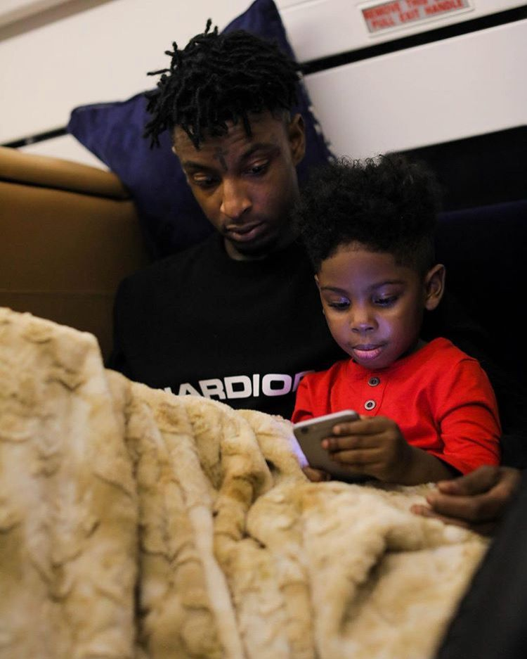 21savage and his son 21 savage savage rappers 21savage and his son 21 savage