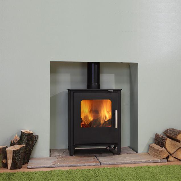 Mendip Loxton 5SE Wood Burning Stove - Mendip Loxton 5SE Wood Burning Stove Ballinkeele Pinterest
